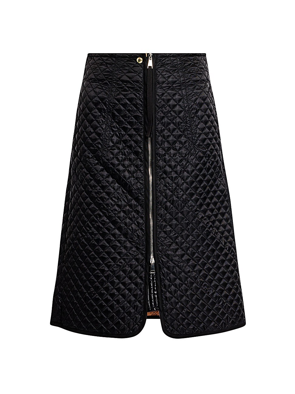 Moncler Genius WOMEN'S 2 MONCLER 1952 DIAMOND QUILTED NYLON SKIRT