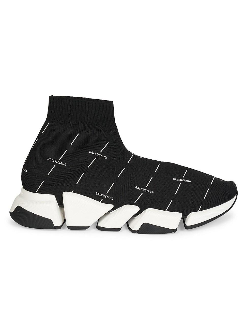Balenciaga MEN'S SPEED 2.0 LT SOCK SNEAKERS