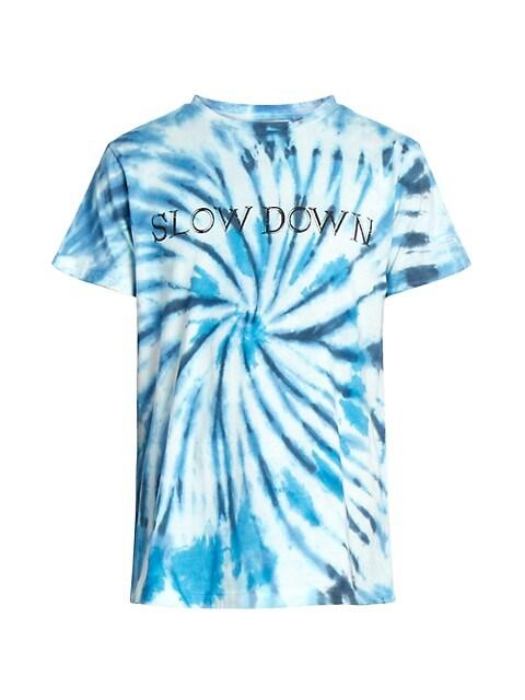 Zafferh Tie-Dye T-Shirt