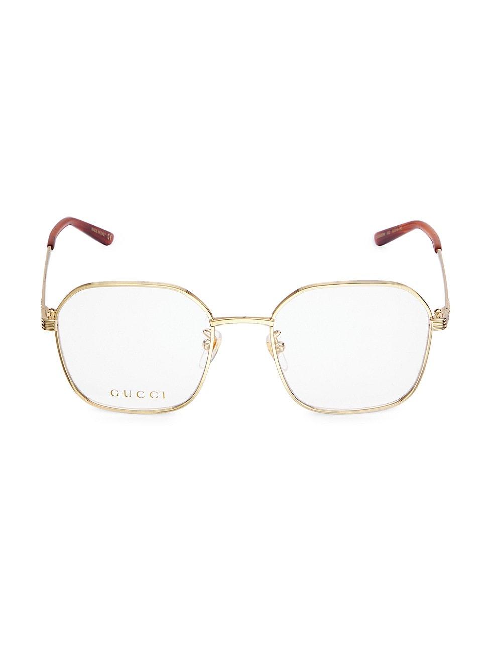Gucci LOGO 52MM OPTICAL GLASSES