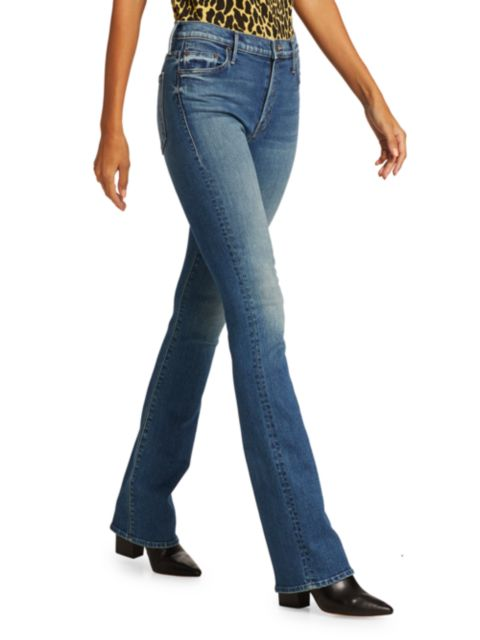 Mother The Insider Bootcut Jeans | SaksFifthAvenue