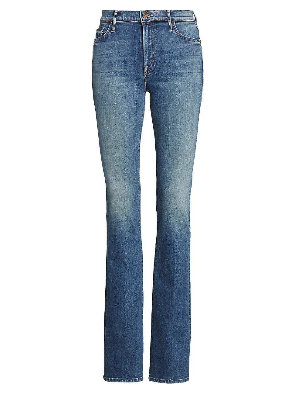 MOTHER WOMEN'S THE INSIDER BOOTCUT JEANS