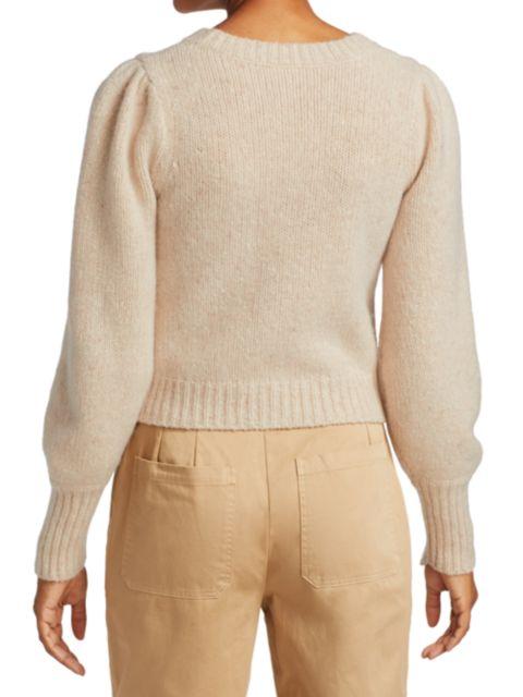 A.L.C. Kari Crewneck Sweater | SaksFifthAvenue