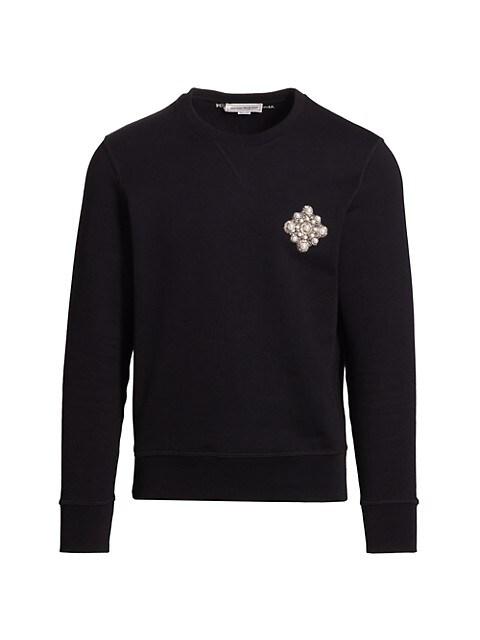 Jewelled Sweatshirt