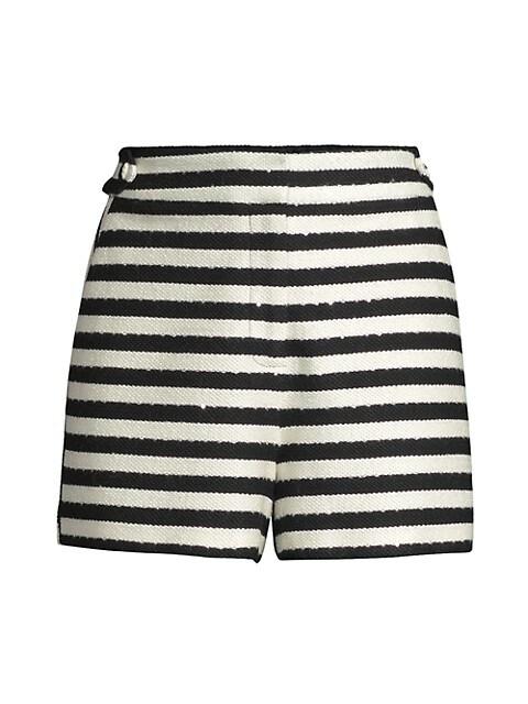 Aria Yarn Dye Knit Shorts
