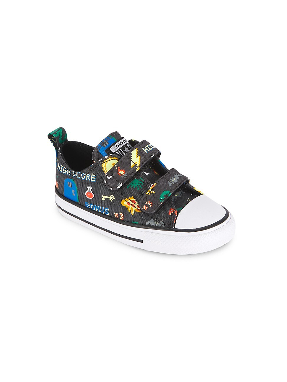 Converse Activewears LITTLE BOY'S & BOY'S GAMER ALL STAR SNEAKERS