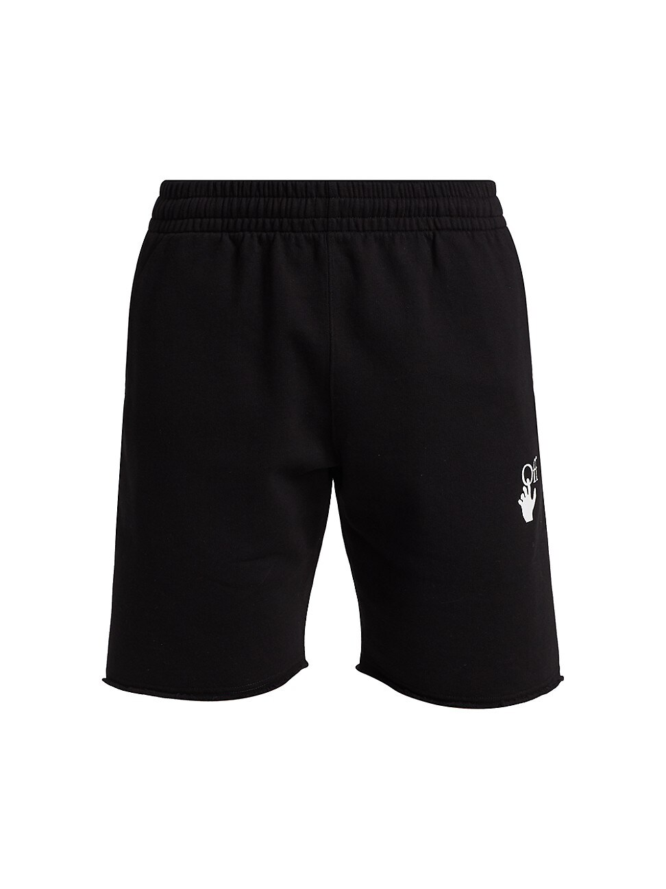 Off-White MEN'S MARKER SWEATSHORTS