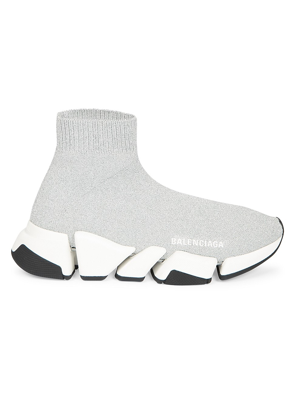 Balenciaga WOMEN'S SPEED 2.0 SOCK SNEAKERS