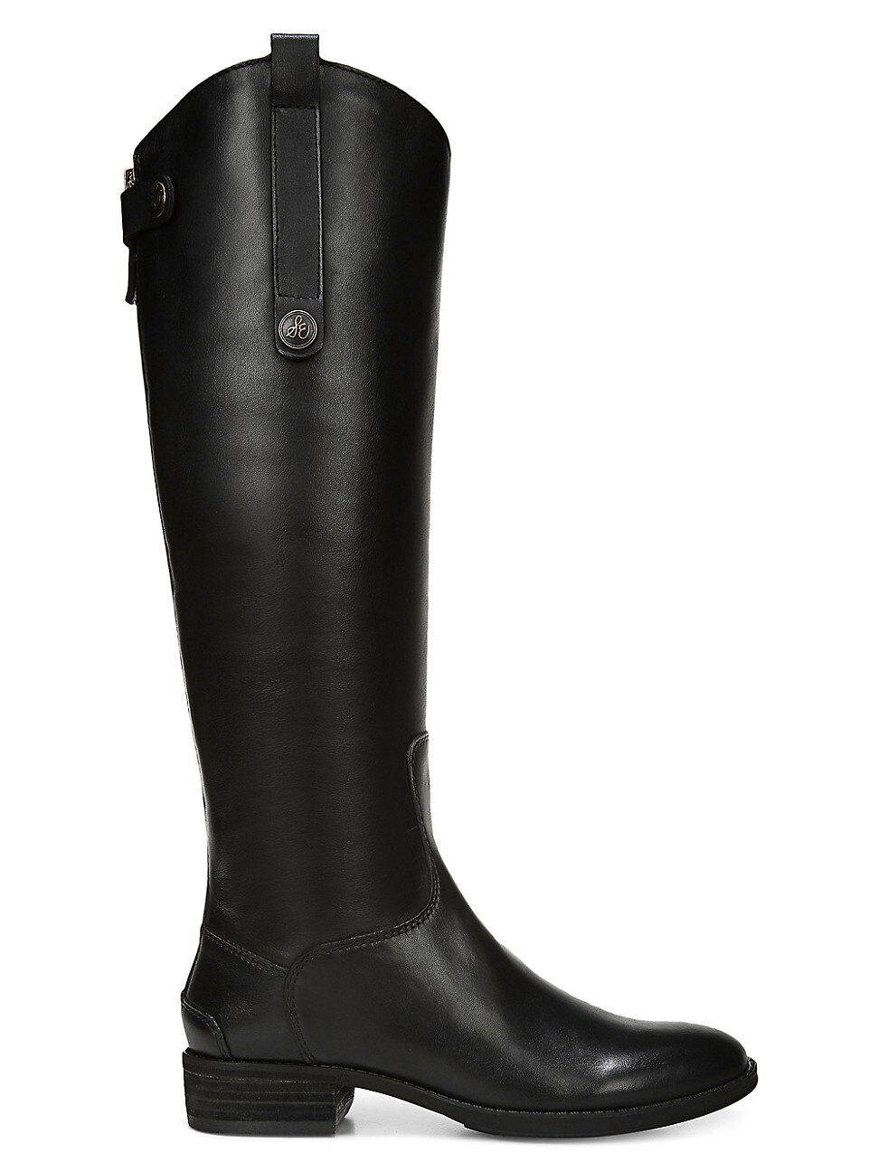 Sam Edelman WOMEN'S PENNY LEATHER RIDING BOOTS