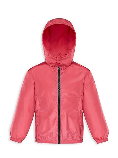 Little Girl's & Girl's Zanice Hooded Jacket