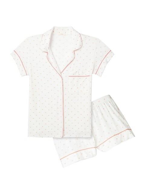 Gisele 2-Piece Short Pajama Set