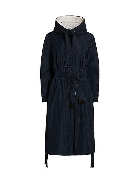 Light Reversible Longline Coat