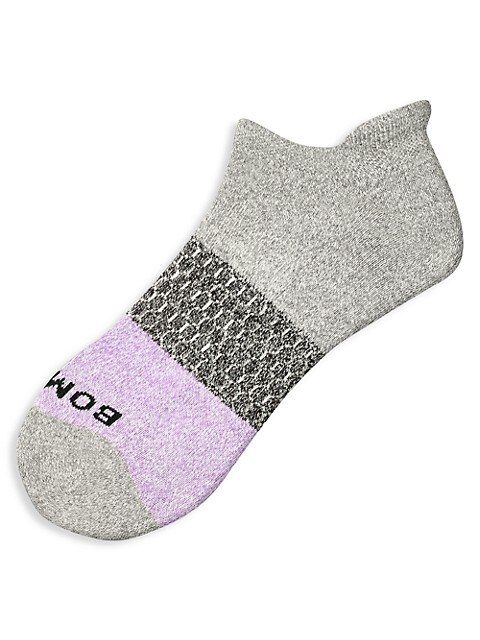 Tri-Block Ankle Socks
