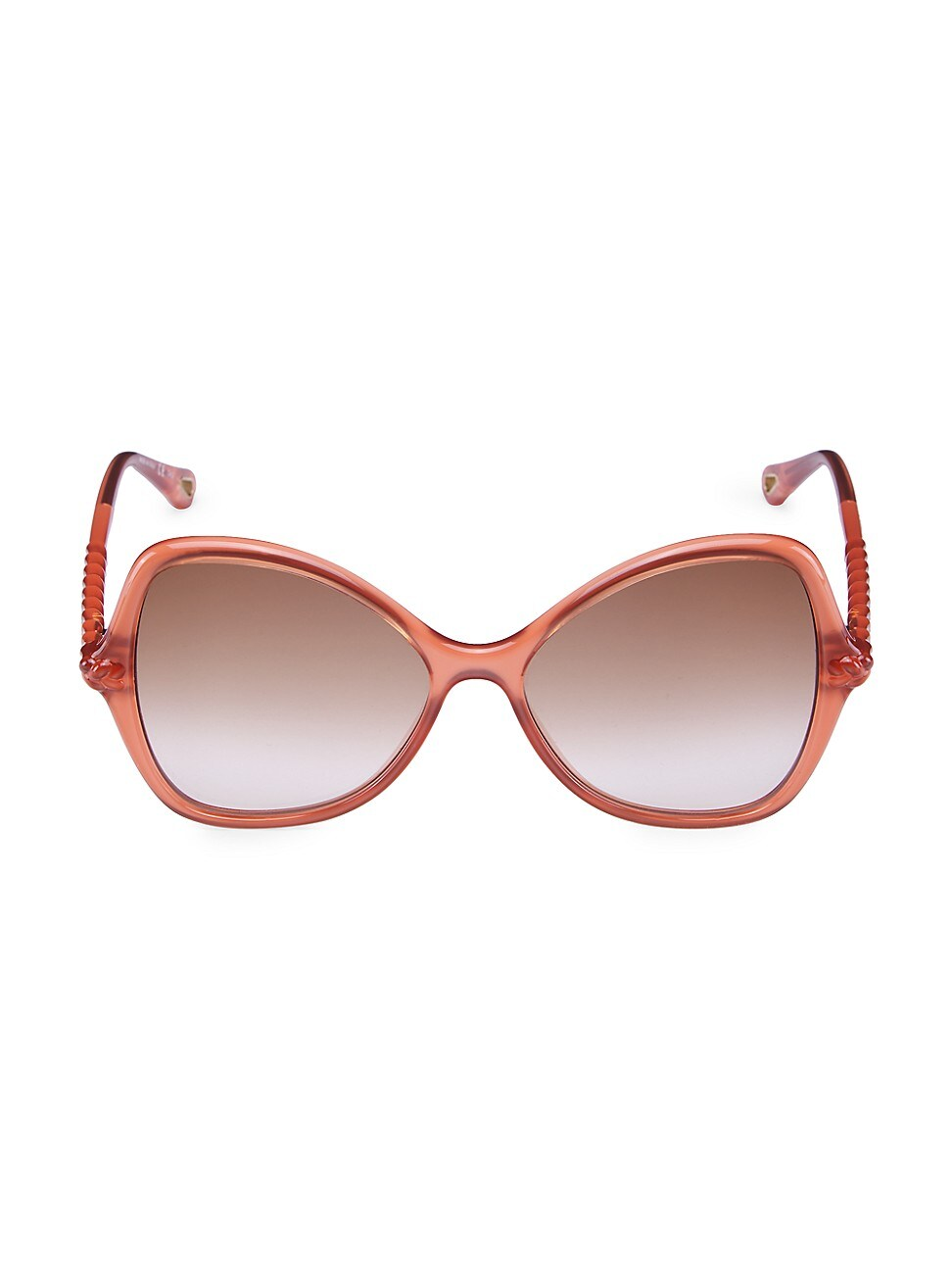 Chloé WOMEN'S 56MM BUTTERFLY SUNGLASSES