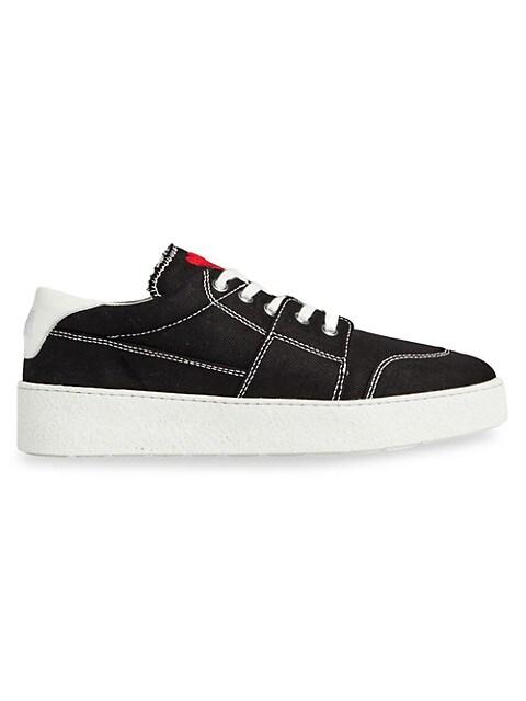 Ami De Coeur Low-Top Sneakers