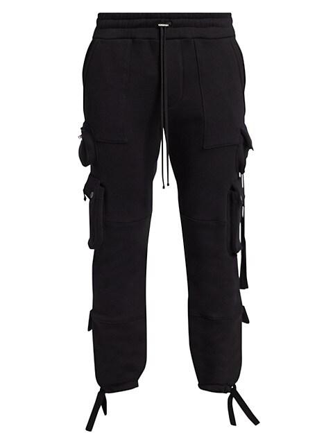Tactical Cargo Sweatpants