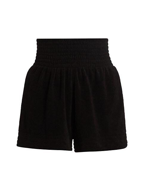 Melia Terry Knit Shorts