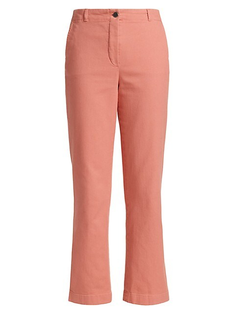 Derrien Light Stretch Crop Jeans