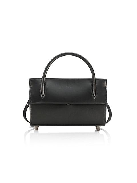Paloma Leather Baguette