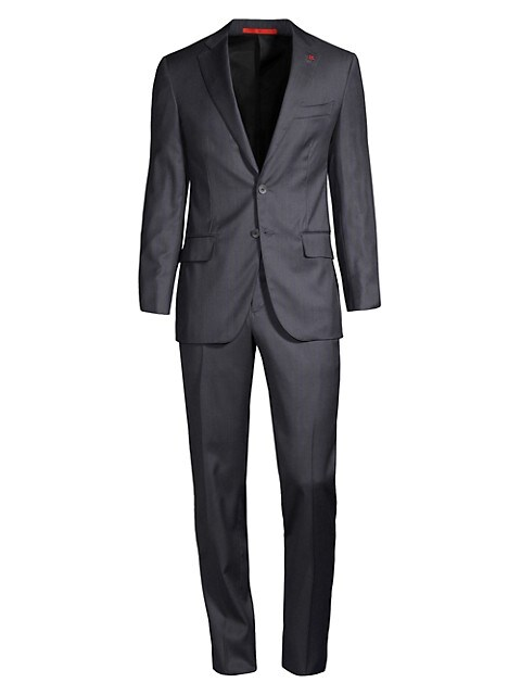 Wool & Silk Suit