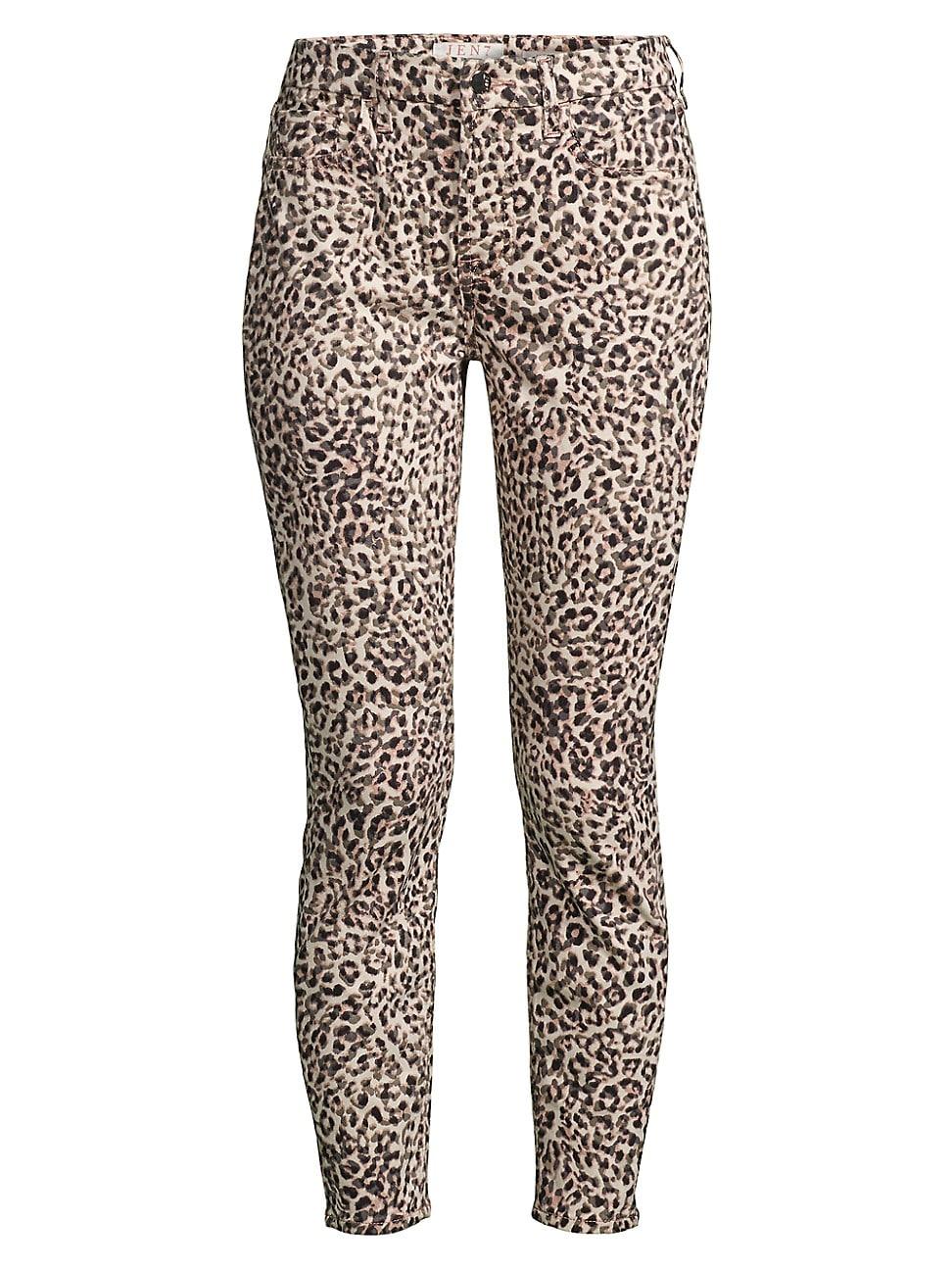 Jen7 By 7 For All Mankind Skinny jeans WOMEN'S ANKLE SKINNY JEANS