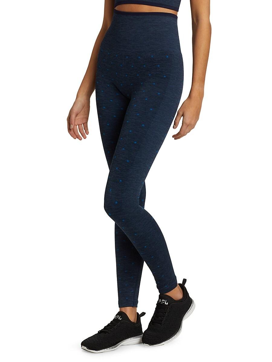 SPLITS59 Leggings WOMEN'S MILA HIGH-WAIST SEAMLESS LEGGINGS