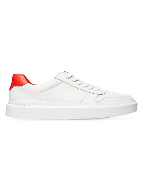 GrandPro Rally Leather Sneakers
