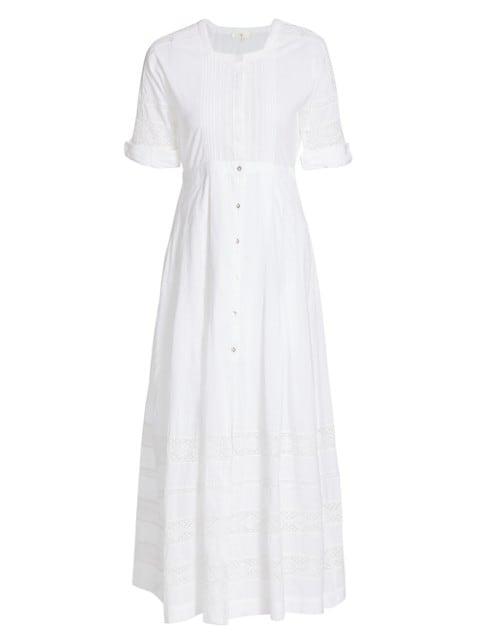 Edie Cotton Dress