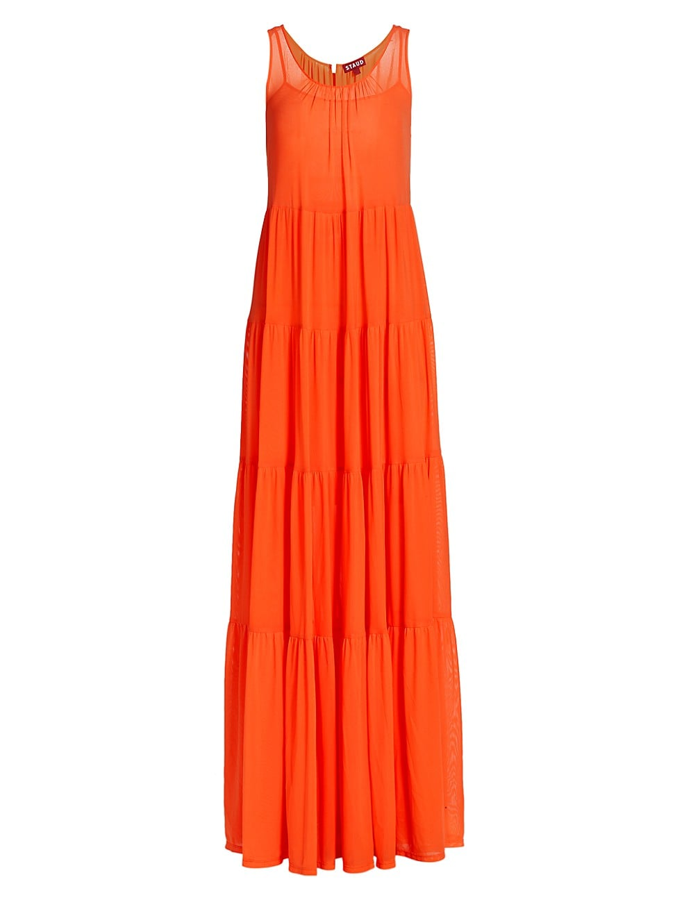 Staud WOMEN'S BENEDETTA MAXI DRESS