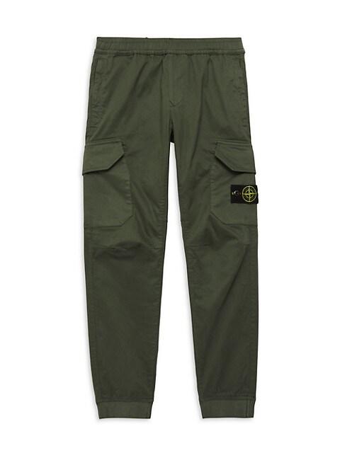 Little Boy's & Boy's Cargo Pants