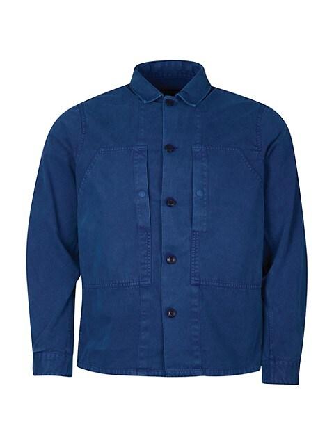 Loweswater Denim Overshirt