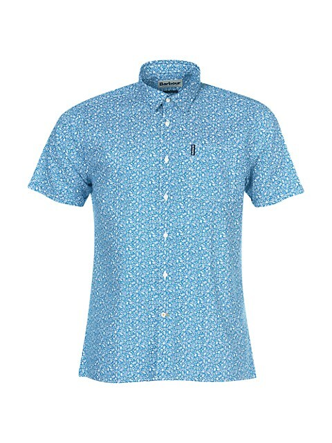 Summer Print 8 Short-Sleeve Shirt