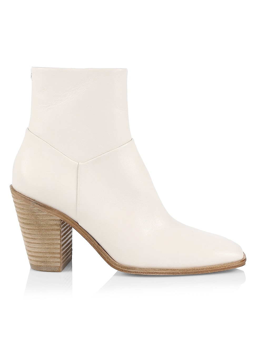 Rag & Bone WOMEN'S AXEL LEATHER ANKLE BOOTS