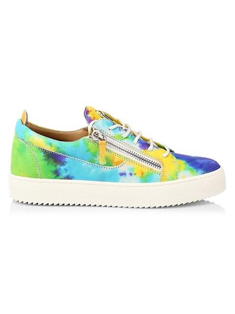 Ballon Summer Tie-Dye Zip Sneakers