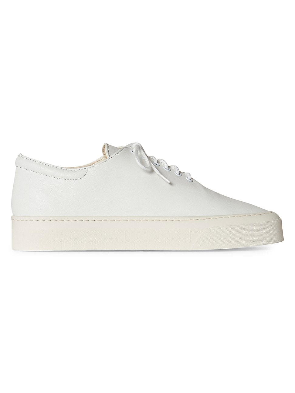 The Row WOMEN'S MARIE LEATHER SNEAKERS