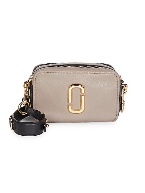 The Softshot Leather Camera Bag image number NaN