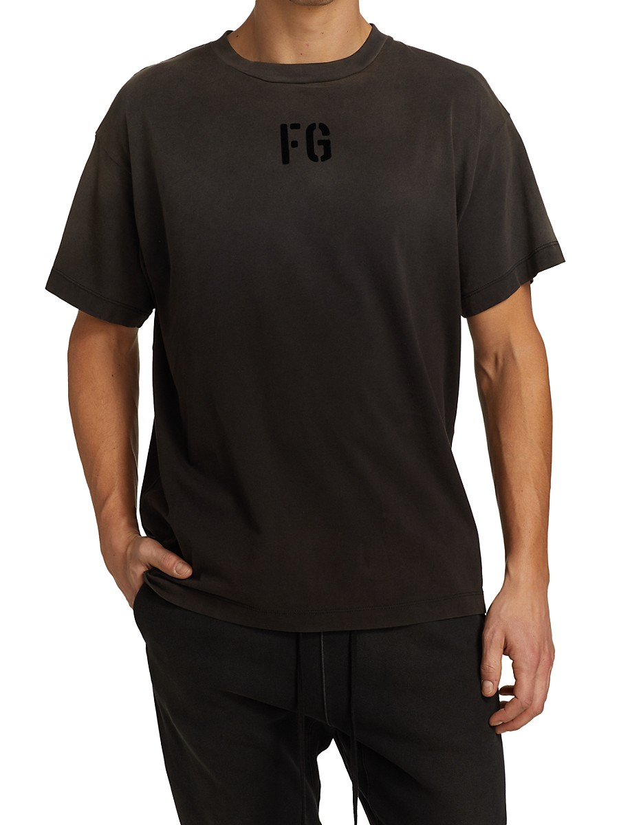 FEAR OF GOD T-shirts MEN'S FG VINTAGE T-SHIRT