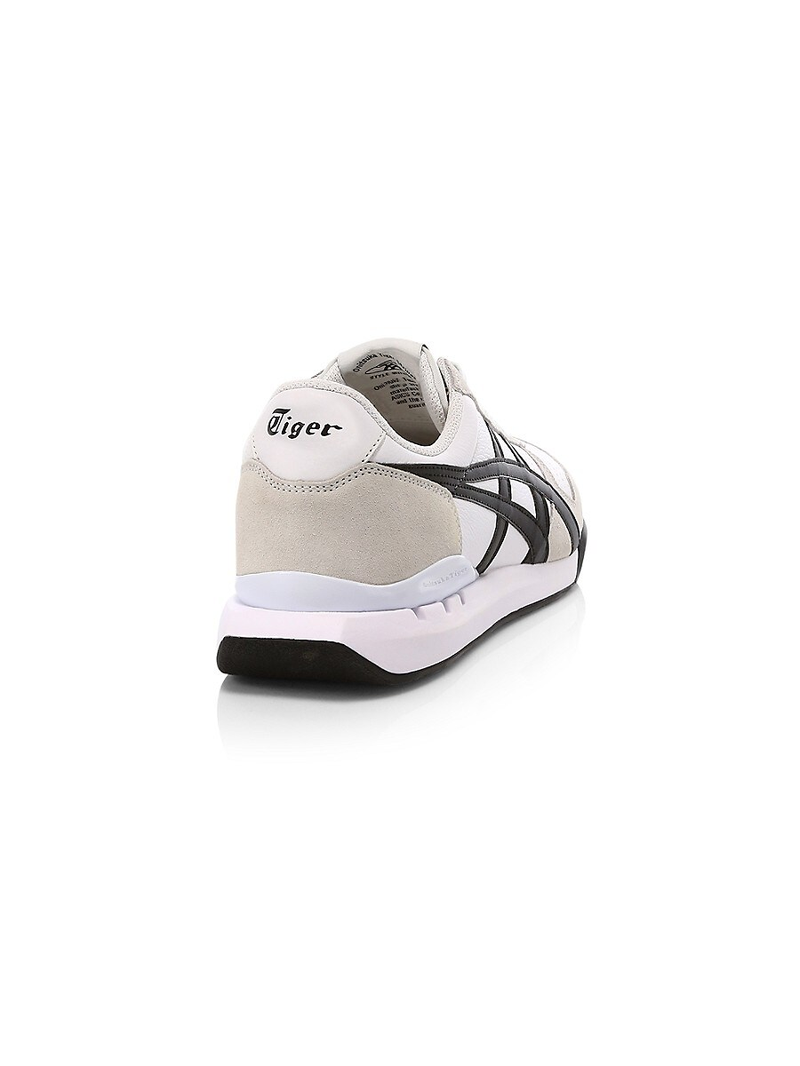 ONITSUKA TIGER Leathers MEN'S MEN'S ULTIMATE 81 EX LOW-TOP SNEAKERS
