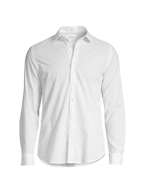 Sammy Slim-Fit Voile Shirt