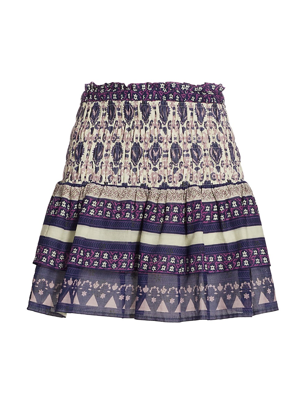 Sea WOMEN'S BRIGITTE BORDER SKIRT