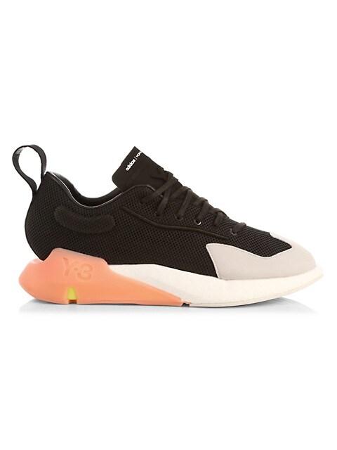 Orison Chunky Mix Media Sneakers