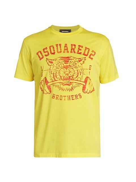 Logo Tiger Graphic T-Shirt