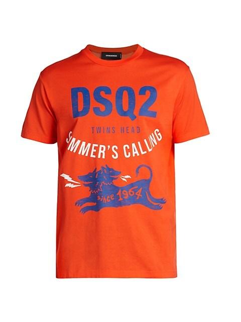 Logo Summer Graphic T-Shirt