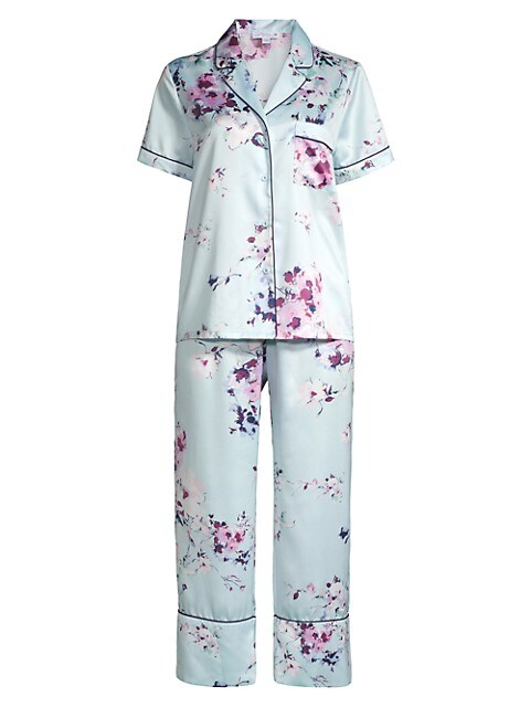 Hungtington Floral 2-Piece Pajama Set