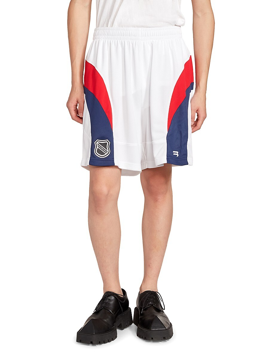 BALENCIAGA Shorts MEN'S HOCKEY SHORTS