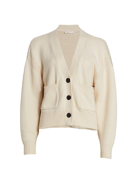 Vincent V-Neck Knit Cardigan
