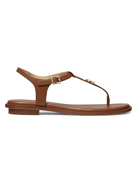 Mallory Leather Thong Sandals