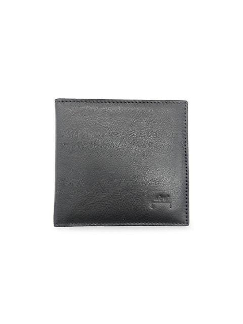 Convect Leather Billfold Wallet