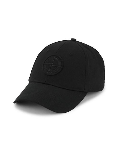 Tonal Patch Baseball Cap