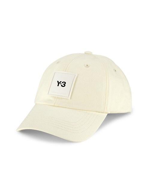 Square Label Baseball Cap